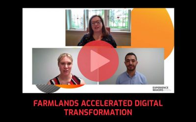 Farmlands accelerated digital transformation