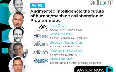 Augmented Intelligence: the future of human/machine collaboration in Programmatic.