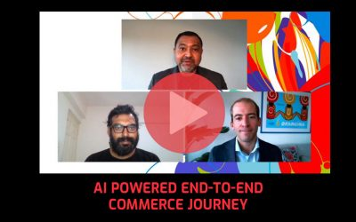 AI Powered End-to-End Commerce Journey