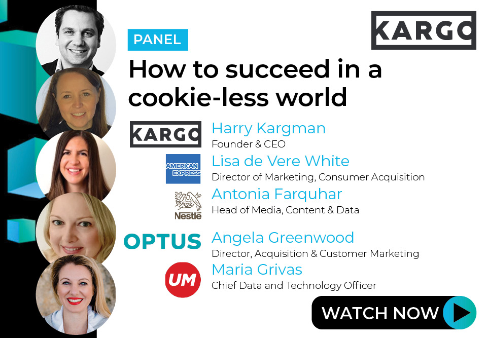 How to succeed in a cookie-less world