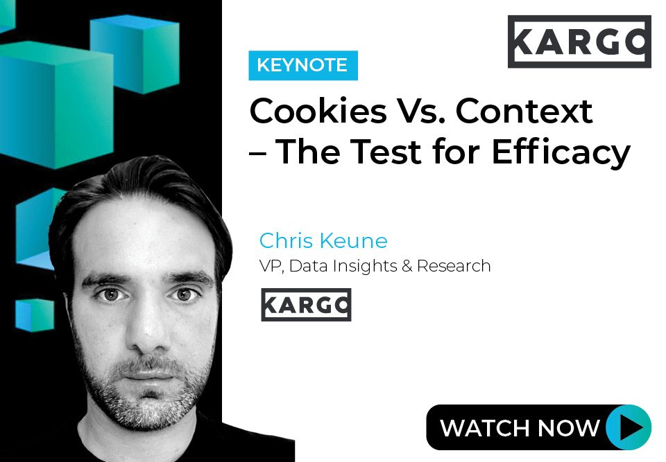 Cookies Vs. Context – The Test for Efficacy
