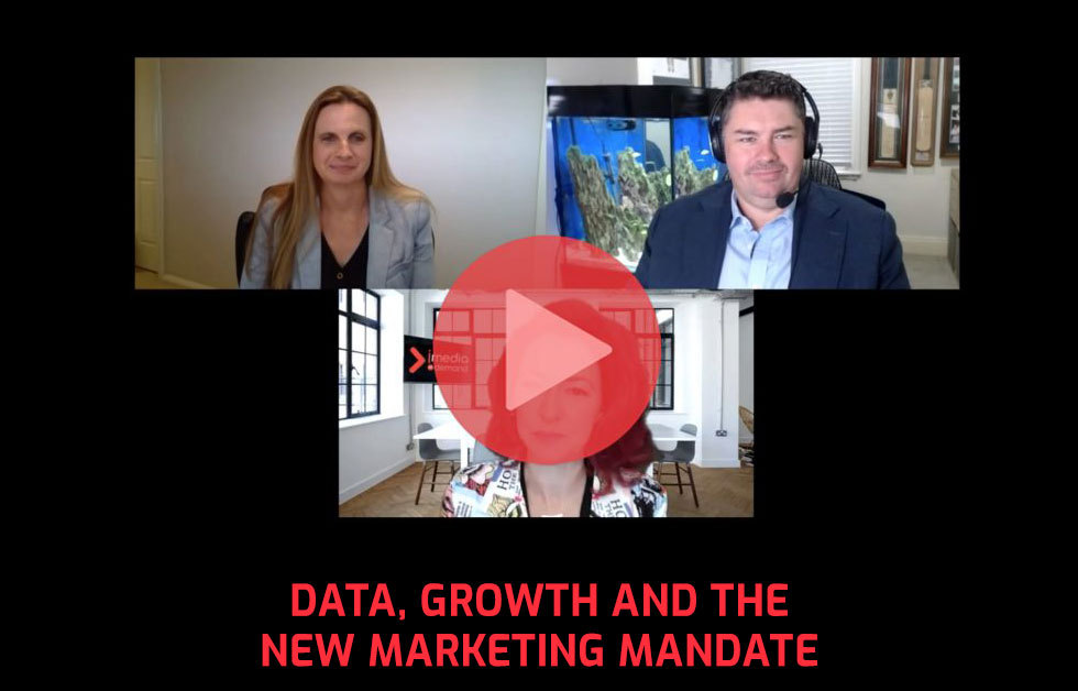 Data, Growth and the New Marketing Mandate