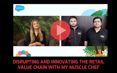 Disrupting and Innovating the Retail Value Chain with My Muscle Chef