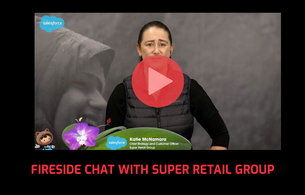 Fireside Chat with Super Retail Group