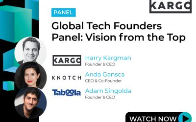 Global Tech Founders Panel: Vision from the Top