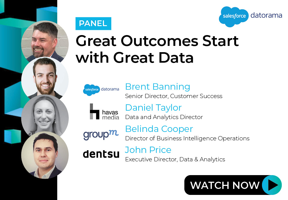 Great Outcomes Start with Great Data