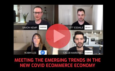 Meeting the emerging trends in the new COVID ecommerce economy