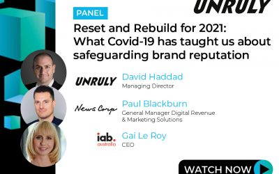 Reset and Rebuild for 2021: What Covid-19 has taught us about safeguarding brand reputation