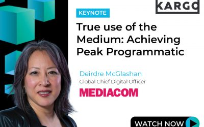 True use of the Medium: Achieving Peak Programmatic