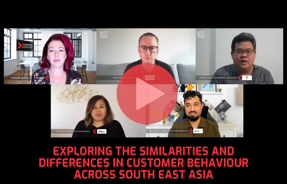 Exploring the similarities and differences in customer behaviour across South East Asia