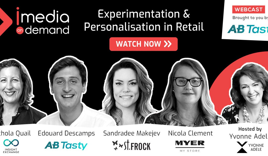 Experimentation & Personalisation in Retail