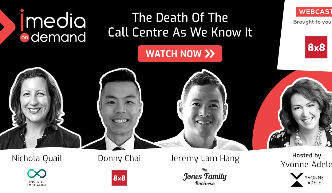 The death of the call centre as we know it